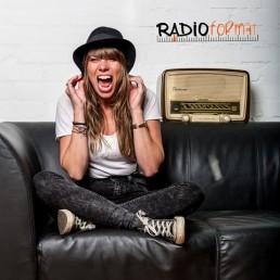 Ronja von der Band Radioformat